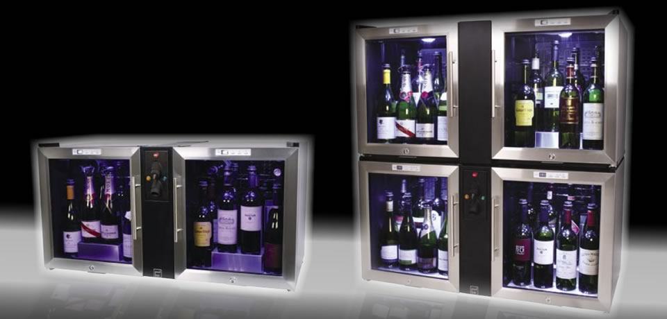 Le Verre de Vin Wine & Champagne Preservation Systems